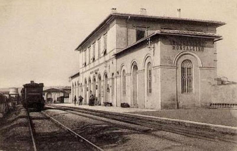 Stazioni ferroviarie dismesse, Stazione Torrenieri.