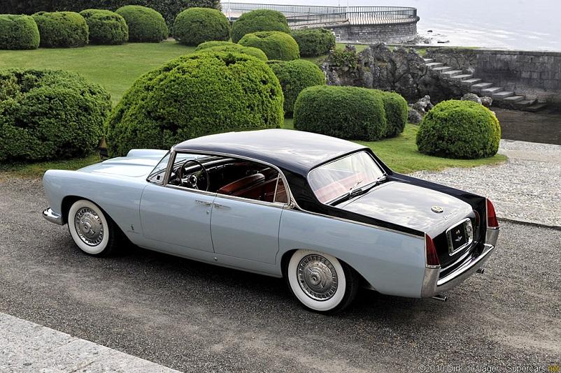 Anni 50 e il design italiano, Foto 2 - Pinin farina Florida (1955).