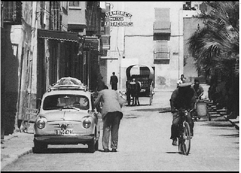 Foto in bianco e nero Foto presa da un blog spagnolo, dove ci sono diverse belle fotografie, qui nel LINK.