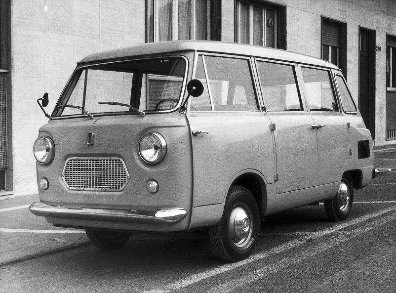 Fiat 600 T, 600 T 1962 Carrozzeria Moretti.