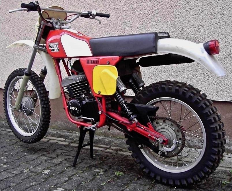 Trans Ama moto