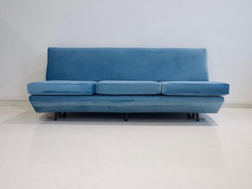 Anni 50 e il design italiano, Zanuso divano Sleep of Magic 1954 per ARFLEX.