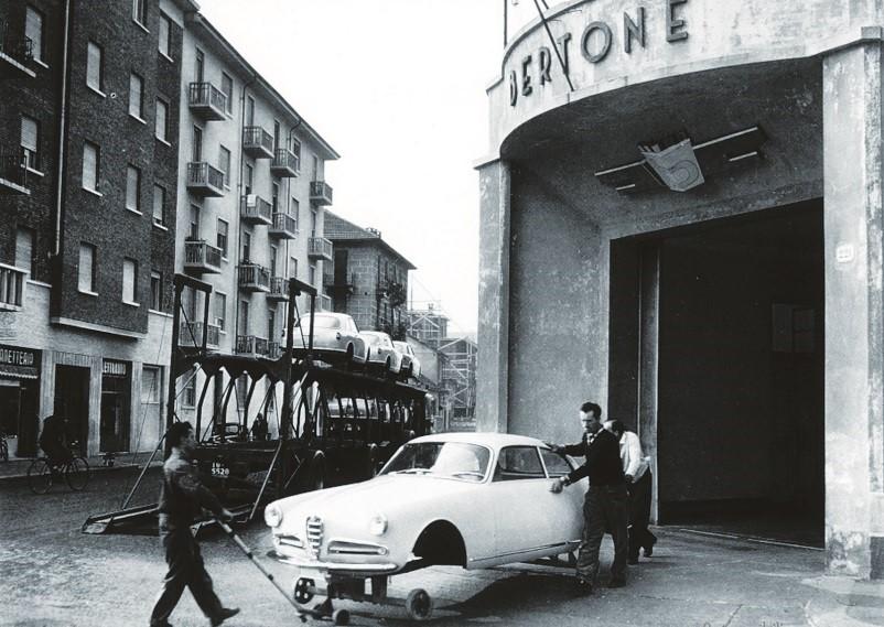 Anni 50 e il design italiano