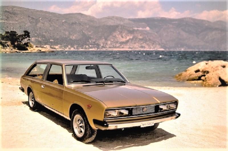 Fiat 130 Maremma 1974 Sempre da Quattroruote del periodo e foto presa in rete.