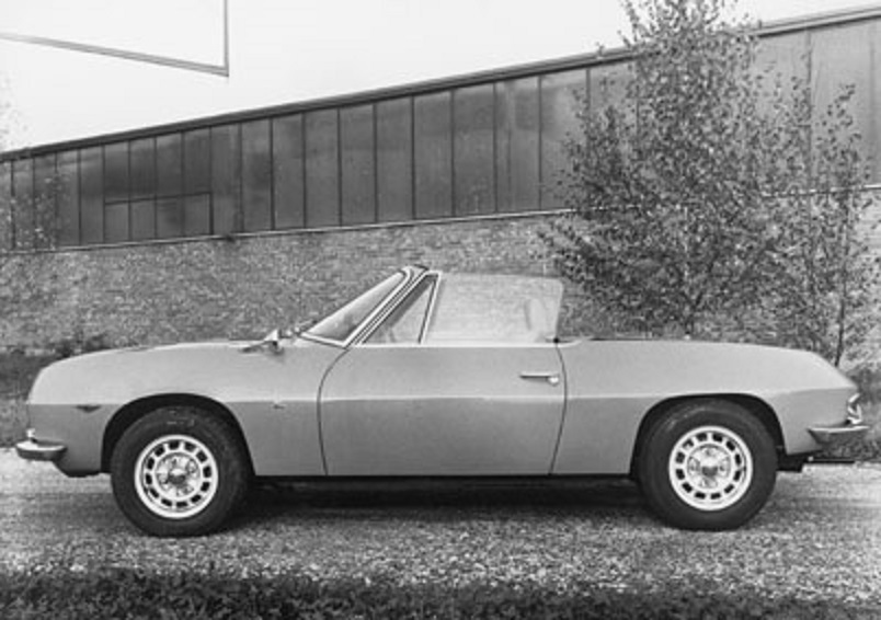 Lancia Fulvia Spider Zagato