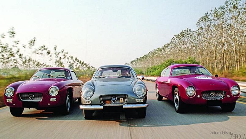 Lancia Fulvia Spider Zagato, Qui nel LINK l'articolo di Automobilismo d'epoca, la mia rivista preferita.