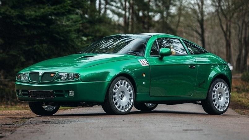 Lancia Fulvia Spider Zagato, Mi piace da tempo, peccato sia rimasta allo stadio prototipo.