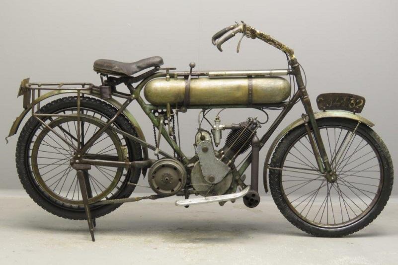 """Magnat Debon, Magnat-Debon ca. 1918 """"Aviation"""" 3¼ HP 398 cc."""