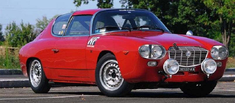 Lancia Fulvia Spider Zagato, Un LINK sempre da Automobilismo d'epoca.