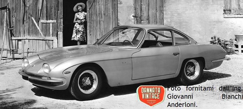 Ing. Giovanni Bianchi Anderloni, Lamborghini 350 GT 1963-1964.