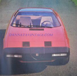 Alfa Romeo Alfetta Spider 2