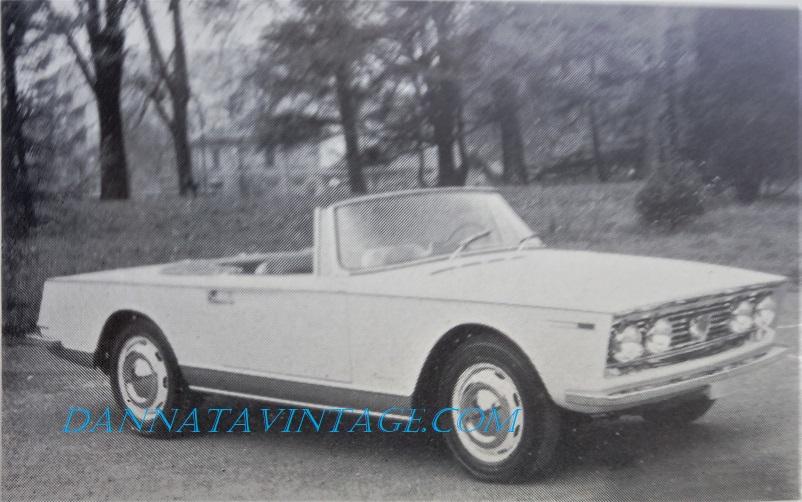 Carrozzeria Boneschi aule mobili, L'auto del fidanzato della maestra.
