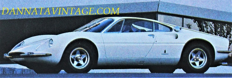 """Ferrari 365 P, Ferrari 365 P, Ferrari 365 P, è ovvio che mi piaccia tutto di questa auto, ma quei """"mezzi parafanghi"""" cromati li trovi superlativi."""