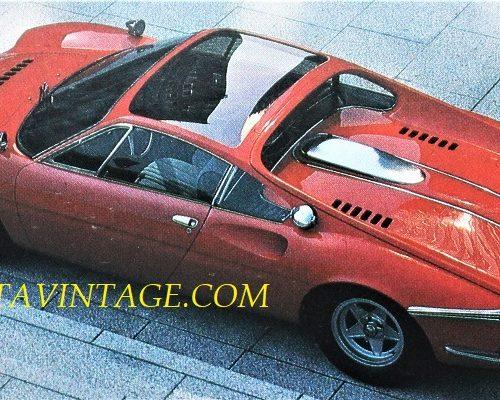Ferrari 365 P 5