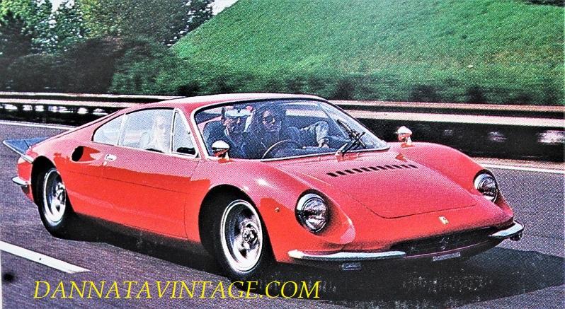 Ferrari 365 P, Questo dei due esemplari nasceva grigia.