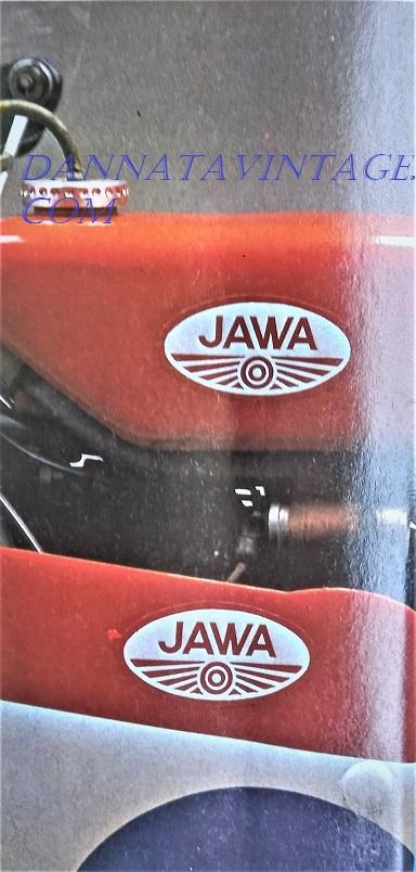 Jawa 350 GP