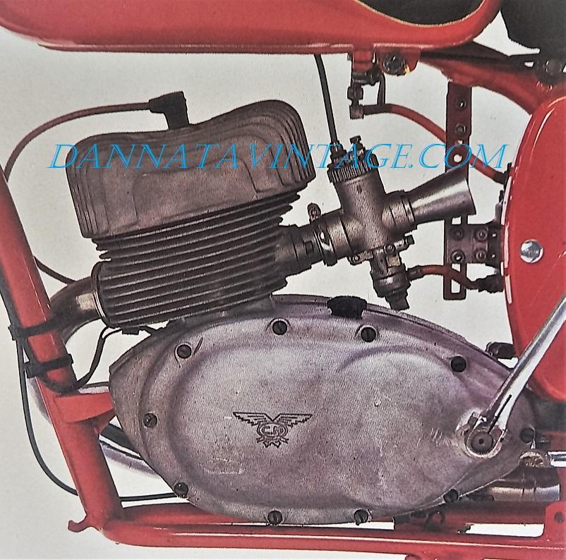 Moto CM, Il motore della 12 Ore.