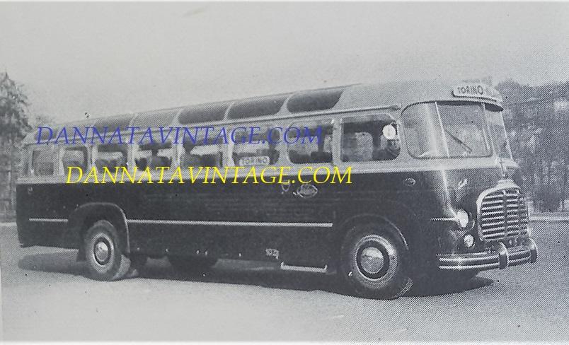 Carrozzeria SCALL, Pullman Gran Turismo su base Fiat 680 del 1951.