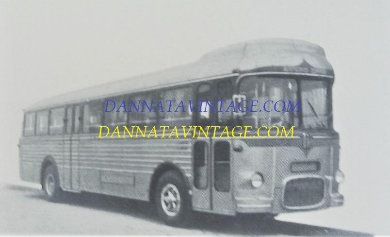 Carrozzeria SCALL, Interurbano celere, monoscocca SCALL con gruppi meccanici Fiat 306-2, 1959 con ossatura, pavimento, lastratura inossidabile, aria condizionata.