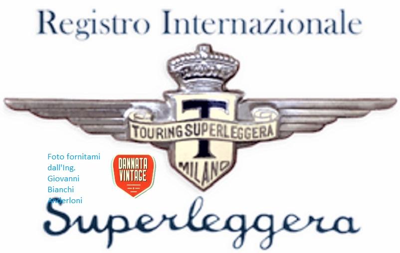 Ing. Giovanni Bianchi Anderloni Carrozzeria Touring