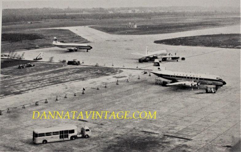 Carrozzeria BORSANI, OM Tigrotto autobus per aeroporto - 1960-1961.