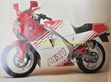 Gilera MX1 1