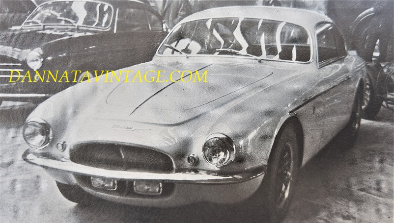 Carrozzeria Frua Ermini 1100 Coupe.