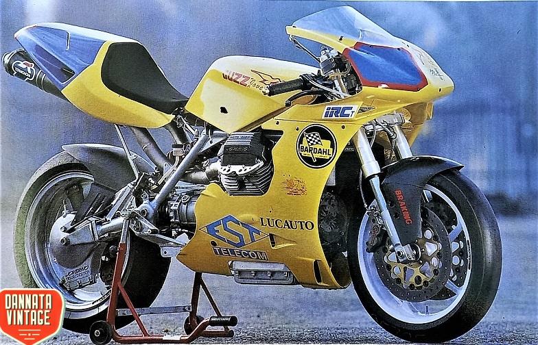 Guzzi Joverno, Su questa moto furono previste in primis alcune modifiche sugli ammortizzatori, qui infatti non sono ancora state montate le previste/opzionabili Double System.