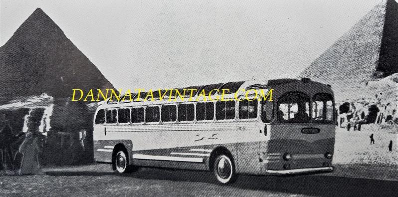 SEAC, Tubocar Casaro, prodotto su licenza Aerocoach - 1948.