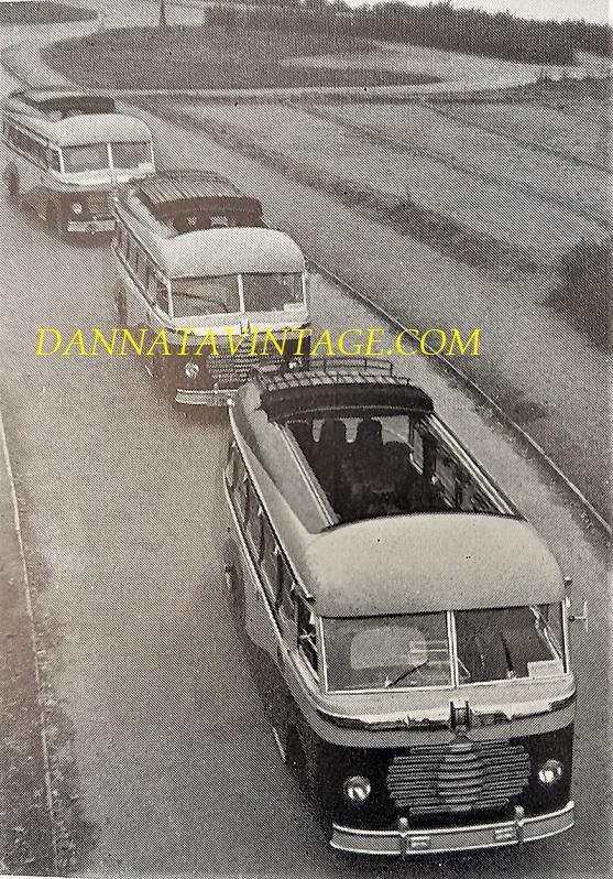 SEAC, Autobus su Fiat 626 - 1948.