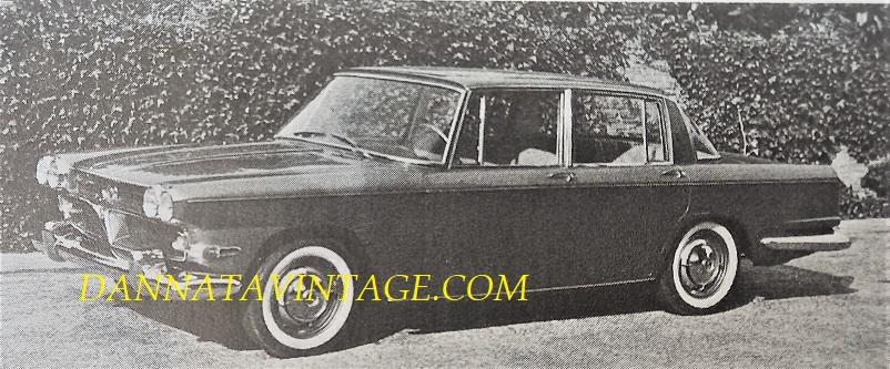Carrozzeria Frua Lark - 1960.
