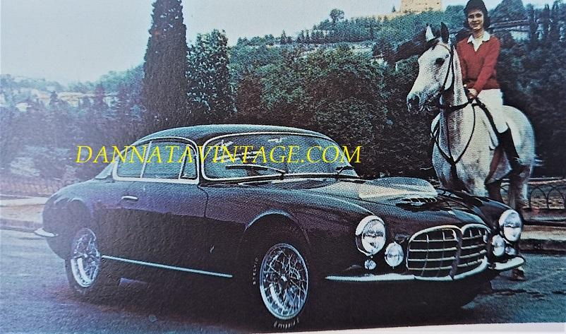 Carrozzeria Frua Maserati 2 litri Sport - 1956.