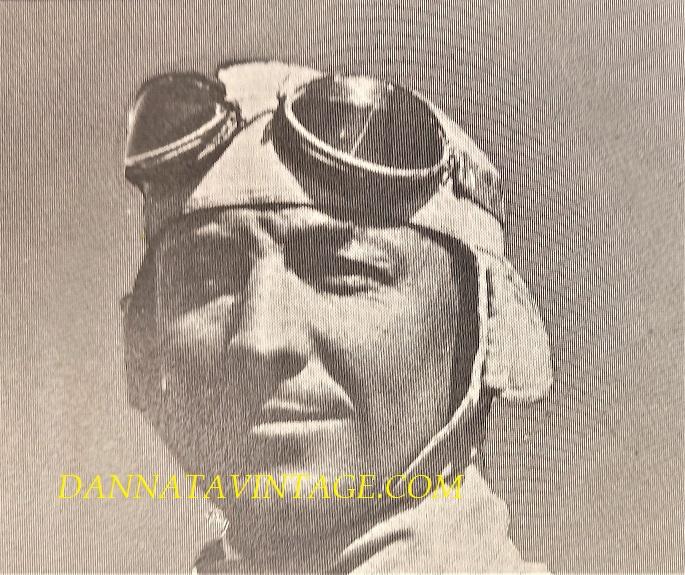 Si correva, Pietro Bordino (Torino, 22 novembre 1887 – Alessandria, 15 aprile 1928) l'ex meccanico di Vincenzo Lancia, correva per la FIAT.