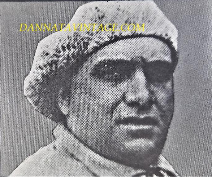 Si correva, Giuseppe Campari (Lodi, 8 giugno 1892 – Monza, 10 settembre 1933), pilota che in molti affiancano subito ad un certo marchio, la Alfa Romeo e con una vettura del Biscione perì durante il GP di Monza.