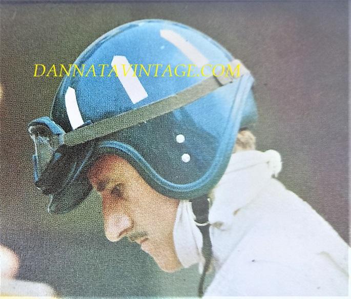 Si correva, Graham Hill (Hampstead, 15 febbraio 1929 – Arkley, 29 novembre 1975), con una Lotus ed una BRM vinse due Mondiali, nel 1962 e 1968.