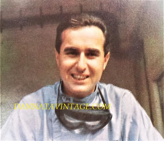 Si correva, Lorenzo Bandini (Barca, 21 dicembre 1935 – Monte Carlo, 10 maggio 1967), un autentico vero talento, peccato che quel GP di Monaco del 1967 ce lo abbia portato via così presto.